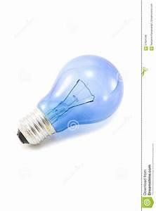 Light Bulb On White Background. Stock Photo - Image: 57834798