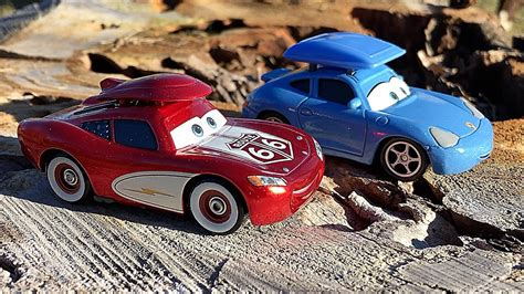 cars sally toy disney pixar cars cruisin lightning mcqueen and sally