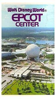 richasi: EPCOT Center | Disney world facts, Epcot, Vintage ...
