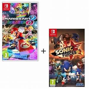 Mario Kart Switch Occasion : pack de 2 jeux nintendo switch mario kart 8 deluxe ~ Melissatoandfro.com Idées de Décoration
