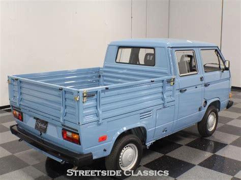 1991 volkswagen t3 transporter doka german cars for sale