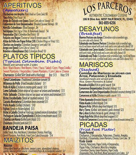 miami kitchen cabinets west palm par 3 los parceros cuisine menu 4116