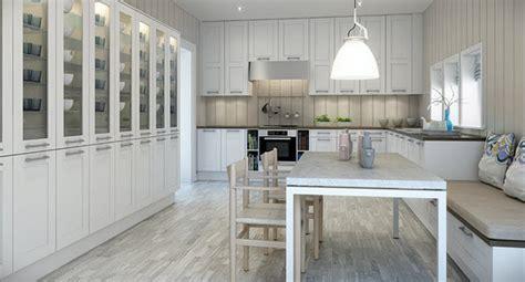 scandinavian kitchens  norema home design  interior