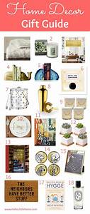 home decor gift guide hello little home With house decorating gift ideas