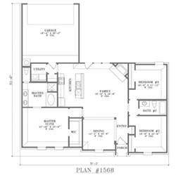 open floor plans one story best one story cottage floor plans home plans with open floor plans single story pic house