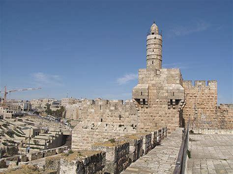 encuentran los restos de  palacio en jerusalen donde
