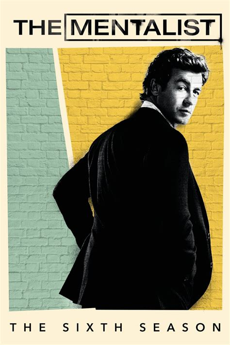 The Mentalist (TV Series 2008-2015) - Posters — The Movie Database (TMDb)