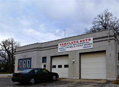 Boat Auto Repair Shops by Auto Or Boat Repair Shop Cedar Lake In 14101 Lauerman