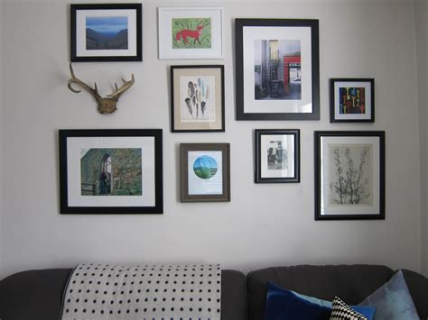 Photo Frames On Wall Frame Wall Additions Escape From Bk