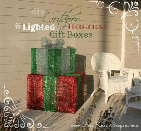 large scale christmas decorations ideas