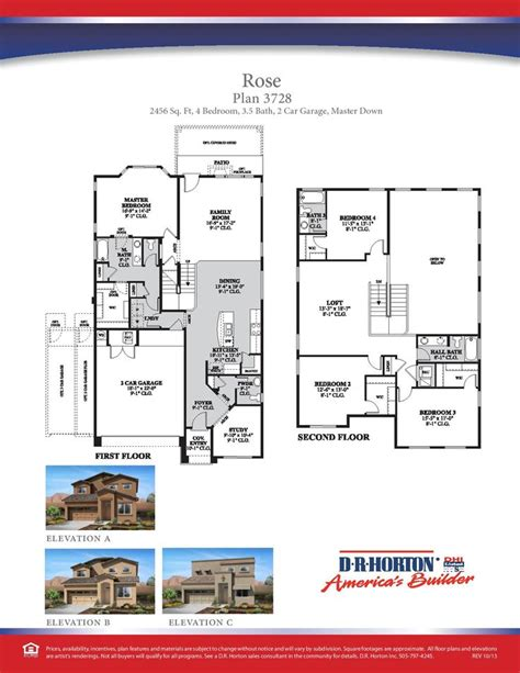 dr horton floor plans images  pinterest floor plans real estate  blueprints