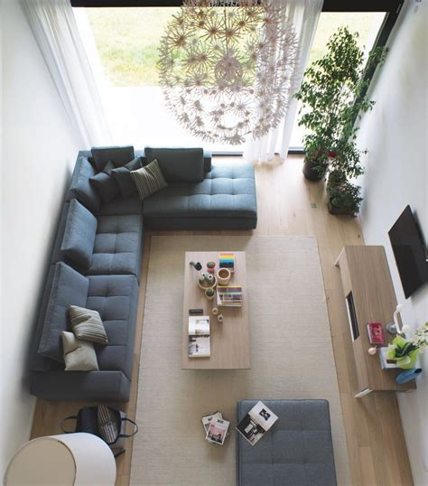Living Room Birds Eye View by A Birds Eye View Of A Living Room Furniture By Calligaris