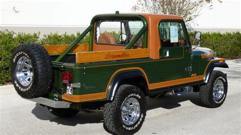 jeep scrambler 2014 1983 jeep cj 8 scrambler w179 kissimmee 2014