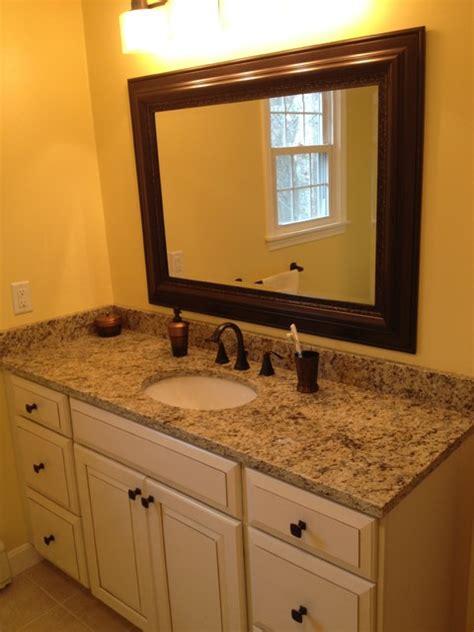 Kraftmaid Bathroom Vanity Mirrors by Kraftmaid Portsmith Bathroom Traditional Bathroom