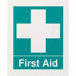 first aid rigid plastic sign aed cabinet safety With kitchen cabinets lowes with first aid stickers