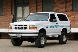 Better than a Beanie Baby: '90s Bronco Puts Us in a State of Nirvana! - Ford-Trucks.com