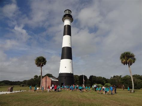 historic cape canaveral lighthouse reopens  tours
