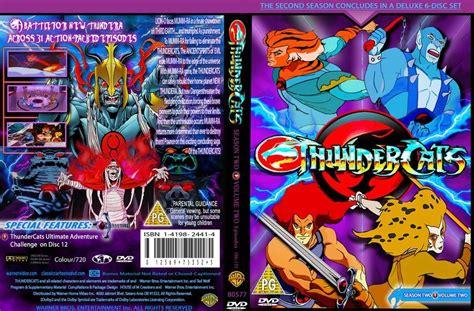 Dvds Thundercats Série Completo E Dublado