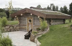 Saunahaus Im Garten : rustikal und gem tlich saunahaus von teka saunabau ~ Sanjose-hotels-ca.com Haus und Dekorationen