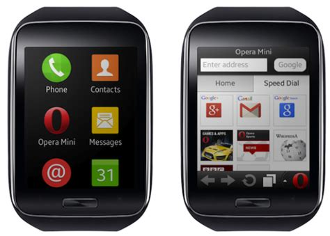 Opera mini is all about speed and comfort, but is more than just a web browser! Opera Mini: Browser kommt für Smartwatch Gear S von ...