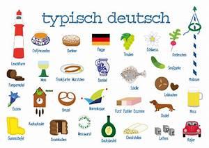 Typisch Schottisches Essen : postkarte typisch deutsch papersisters ~ Orissabook.com Haus und Dekorationen
