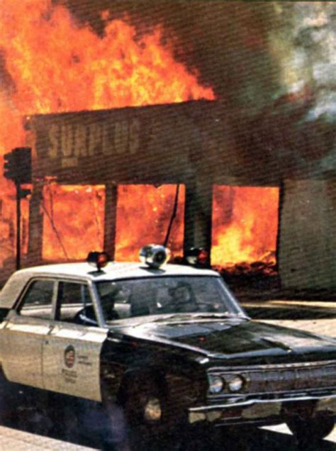 watts riots photo gallery
