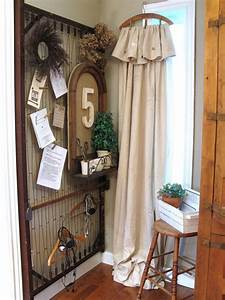 12 new uses for old furniture hgtv for What kind of paint to use on kitchen cabinets for box frame wall art