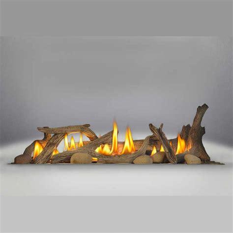Napoleon Dl45 Driftwood Log Set Includes Log Set 6