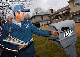 Mail will be late on election day