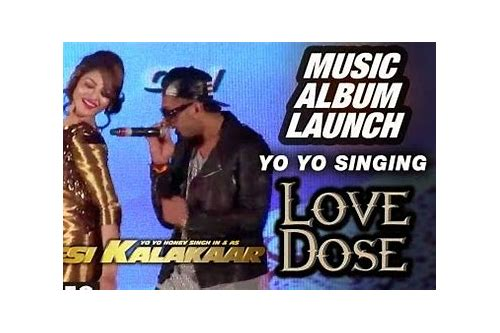 love dose yo yo mp3 descargar video mp4