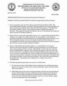 9 best images of army promotion board memo sample letter With military memo template
