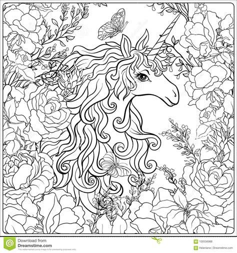 Kleurplaat Moeilijk Unicorn by Unicorn De Samenstelling Bestaat Uit Een Eenhoorn Door B