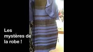 awesome optical illusion youtube With robe bleu et noir illusion