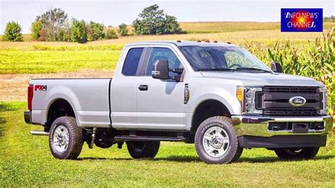 2019 FORD F250 Reviews AND Rating YouTube