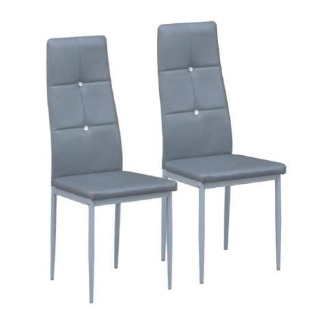 chaise design grise chaise de salle a manger grise 2017 avec meubles indogate