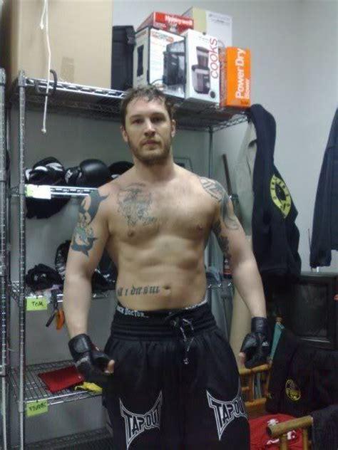 tom in training tom hardy photo 10525379 fanpop