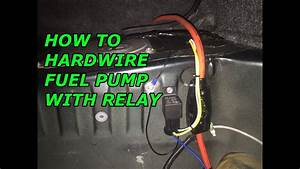 240sx S14 Build Ep 10 Fuel Pump Relay