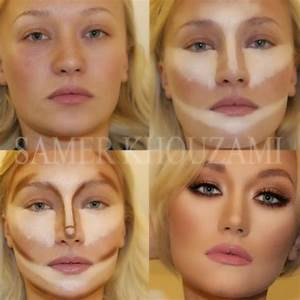 How to Contour For Your Face Shape - Oh You Crafty Gal