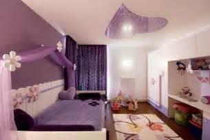 schlafzimmer lila streichen kinderzimmer streichen lila wand freshouse