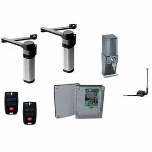 Portail Electrique Battant : kit e5 ou beta motorisation portail battant bft 230v ~ Melissatoandfro.com Idées de Décoration