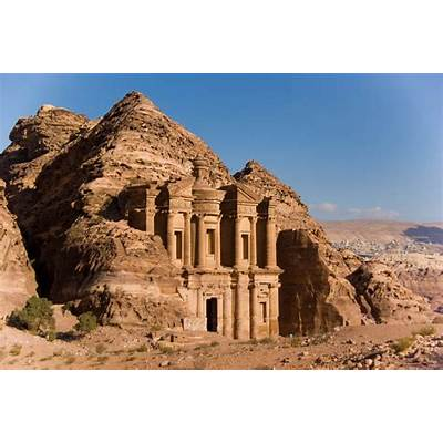 It's a Miracle! Petra – The City Carved in Stones One of