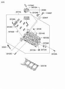 223113cga0 - Hyundai Gasket