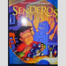 Houghton Mifflin Harcourt Senderos Spanish Student Edition Grade Level 4 2011 547337809 Ebay