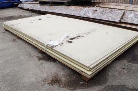 12 4x8 Fiber Cement Siding Panels Some Edge Damage