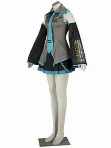 Vocaloid Hatsune Miku Cosplay Costume Halloween - Milanoo.com
