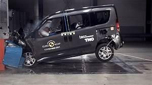 Fiat Doblo Crash Test Euro Ncap