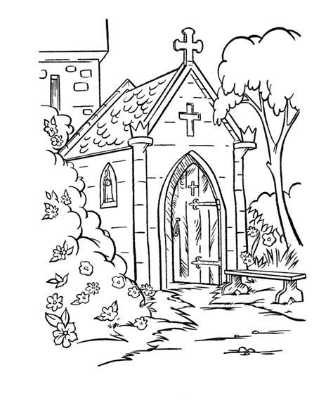 church coloring pages church coloring pages coloring home