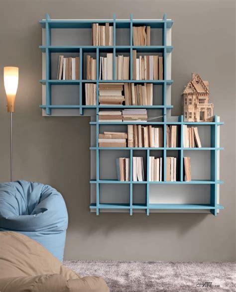 librerie mensole libreria appesa al muro ss26 187 regardsdefemmes