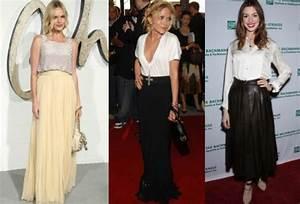 Maxi Skirts | Celebrity Style | Kate Bosworth u00ab Celebs Rock The Maxi Skirt - SHEfinds