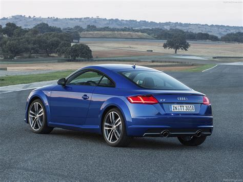 Audi Tt Coupe Picture by Audi Tt Coupe Picture 29 Of 183 Rear Angle My 2015